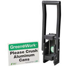 ZING 7006 Can Crusher With Sign