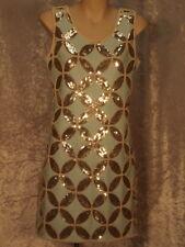 Kaleidoscope Design Sequin Dress
