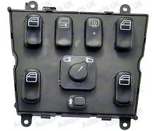 MERCEDES w163 [1998-2005] SUV ml230 ml270 CDI Power Window Switch Console