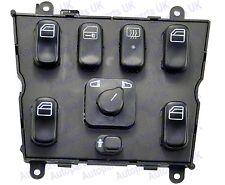 MERCEDES W163 [1998-2005] SUV ML230 ML270 CDI Power Window Switch Console