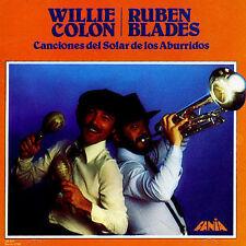 Canciones del Solar de los Aburridos by Rubén Blades/Willie Colón (CD, May-2000,