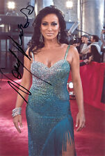 Nancy Dell'Olio, Strictly Come Dancing 2011, signed 12x8 inch photo. COA.
