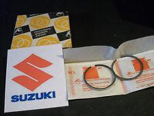 SUZUKI M12 M15 M30 AS50 AC50 F50 TS50 AP50 A50 PISTON RINGS (1) +1.00mm NEW