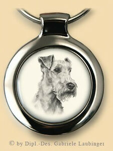 Fox Terrier - Schmuckanhänger - Gabriele Laubinger