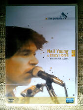 Neil Young & Crazy Horse – Rust never sleeps - DVD nuovo sigillato