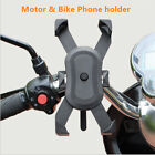 Bicycle Motorcycle MTB Bike Handlebar Silicone Mount Holder for Cell Phone GPS#1