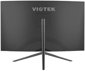Viotek GNV27DB 27 inch Widescreen Curved QHD Gaming Monitor