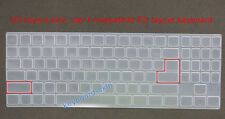 Keyboard Silicone Skin Cover Protector for IBM Lenovo R720 Y520 R720-15IKB