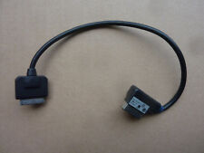 Org. VW AUDI Seat Media-In auf iPod/iPhone/iPad Adapter 5N0035554K Nr-118