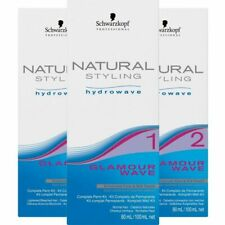 Schwarzkopf Natural Styling Perm Lotion 3 Hair Types-0-1-2 VARIOUS PACK SIZES
