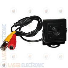 Mini Micro Telecamera Pinhole CCD Sony 700TVL con Filtro IR Led Invisibili 940nm