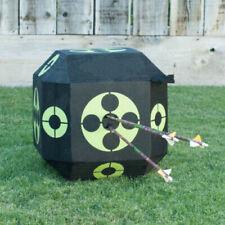 Archery Polyhedral Target 3D High Density Self Healing Foam Cube 23CM US
