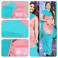 Indian Bollywood Ethnic Designer Anarkali Salwar kameez Suit &Traditional KMI616