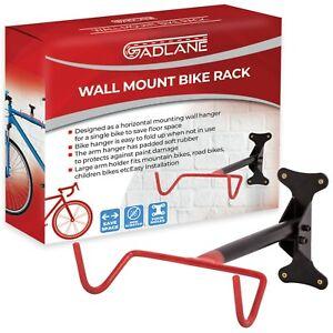 GADLANE Bicycle Wall Mount Bike Rack Space Saving Hanger Storage With Screws