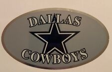 NFL Dallas Cowboys Logo Football Team Indoor Decal Decor Sticker NEW