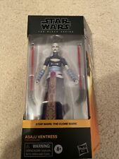 "Hasbro Star Wars The Black Series Asajj Ventress 6"" Action Figure (F1861)"