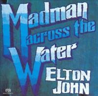ELTON JOHN - MADMAN ACROSS THE WATER [REMASTER] NEW CD