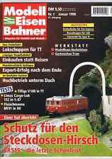Modell-Eisenbahner, Heft 1/1998