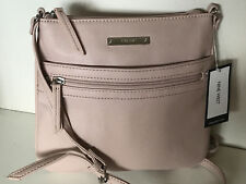 NEW ARRIVAL! NINE WEST TAKE HOME BLUSH PINK CROSSBODY SLING BAG PURSE $40 SALE