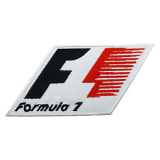 FORMULA ONE F1 Logo Embroidered Iron On Patch #PFO011