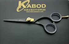"Professional Hairdressing Hair Cutting Barber Scissors  Razor Edge 5.5"" 440c"