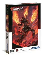 MAGIC THE GATHERING - CHANDRA - Clementoni Puzzle 39561 - 1000 Teile Pcs.
