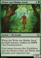 4x de sabio shailas area (Sage of shaila's claim) kaladesh Magic