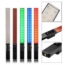 2 Pcs Yongnuo YN360 Handheld LED Video Light 3200k 5500k RGB Colorful