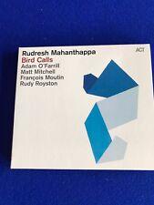 NEW Rudresh Mahanthappa Bird Calls CD  Promo Copy Jazz ACT 2015