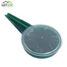 Garden Plant Seed Dispenser Sower Planter Dial Adjustable Tool Plastic Seeder 7