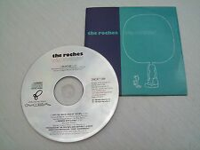 THE ROCHES. BIG NOTHIN`. CD SINGLE (PARADOX RECORDS DMCAT 1396)