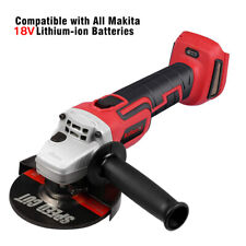 Cordless Angle Grinder18V Li-ion Brushless Angle Grinder Body only, 125mm Disc
