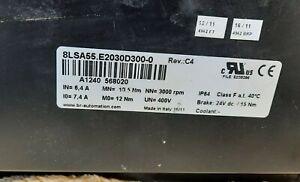 B&R 8LSA55.E2030D300-0 Rev.:C4 Servomotor
