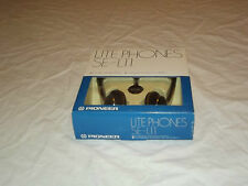 Pioneer SE-L11 Stereo Headphone Vintage NEW N.O.S