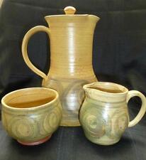 Unboxed Stoneware Studio Pottery Decorative Bowls