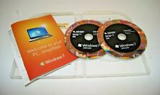 Microsoft Windows 7 Ultimate Full 32 Bit & 64 Bit DVDs