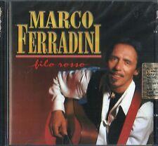 FERRADINI MARCO FILO ROSSO CD SIGILLATO