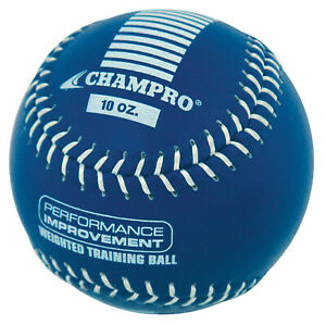 Champro Weighted Training Fastpitch Softball - 10 oz