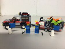 Lego City Dirt Bike Transporter (4433)