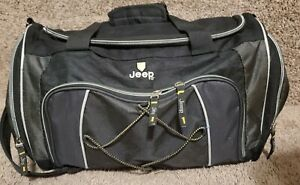 Jeep Duffle Bag Travel Bag