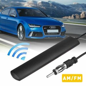 3M Car Radio Stereo Hidden Antenna Stealth FM AM For Vehicle Truck Motorcycle