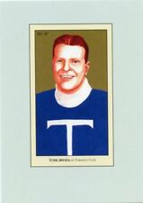 10/11 BETWEEN PIPES 100 YEARS OF COLLECTING #37 TURK BRODA MAPLE LEAFS *43823