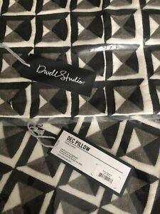 Dwell Studio Deco Decorative Throw Pillow Cover Case (Set of 2)