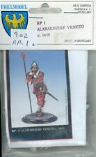 Friul Model 54mm 1:32 Alabardiere Veneto C.1610 Metal Figure Kit #RP1