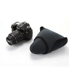 2 Sides Waterproof Camera Pouch Case Bag For Nikon D7000/5200/7200 18-200mm Lens