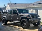2020 Jeep Gladiator Sport Gladiator Sport , LOW Miles, 6 speed, 35 inch tires, Lots of Extras