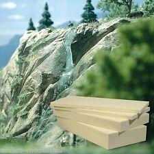 (62,98€/m²) BUSCH 7208 Modellbau-Hartschaumplatten, Bausatz, Neu