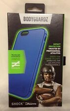 NEW!!! BodyGuardz Shock Case with Unequal Technology for iPhone 6 / 6s - Blue