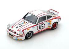 "Porsche 911 Carrera RSR #45 Kremer-Keller ""Le Mans"" 1973 (Spark 1:43 / S4688)"