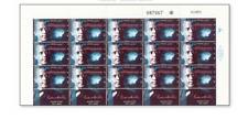 ISR96071 Musicians - Mahler 1 stamps